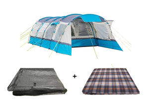 THE COCOON CAMPERVAN AWNING PACKAGE, AWNING, CARPET, FOOTPRINT GROUNDSHEET Tents OLPRO