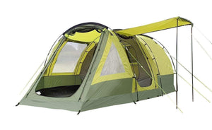 The Abberley XL 4 Berth Tent Tents Three tone Green