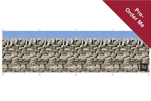 PRE-ORDER Stone Wall 5 Pole Windbreak (Wooden Poles) - Back In stock March Windbreaks Camping & Beach Windbreak