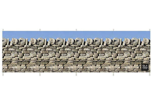 Stone Wall 5 Pole Windbreak (Wooden Poles) Windbreaks Camping & Beach Windbreak