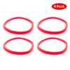 Muse Garden Hummingbird Feeder Original Replacement Part Seal Ring, 4 Pack - MuseGarden