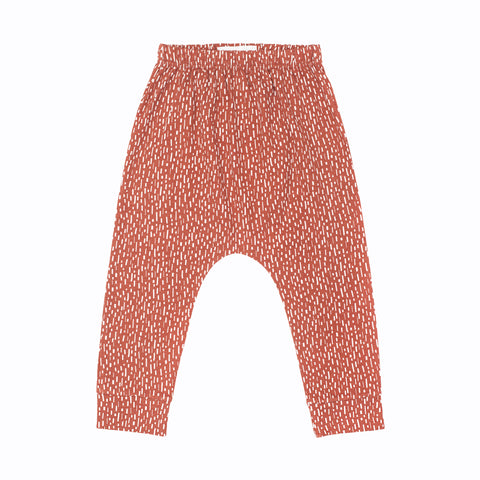 BODIL Baggy Pants Rust