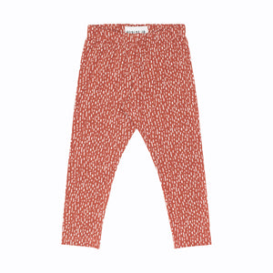 BODIL Leggings Rust