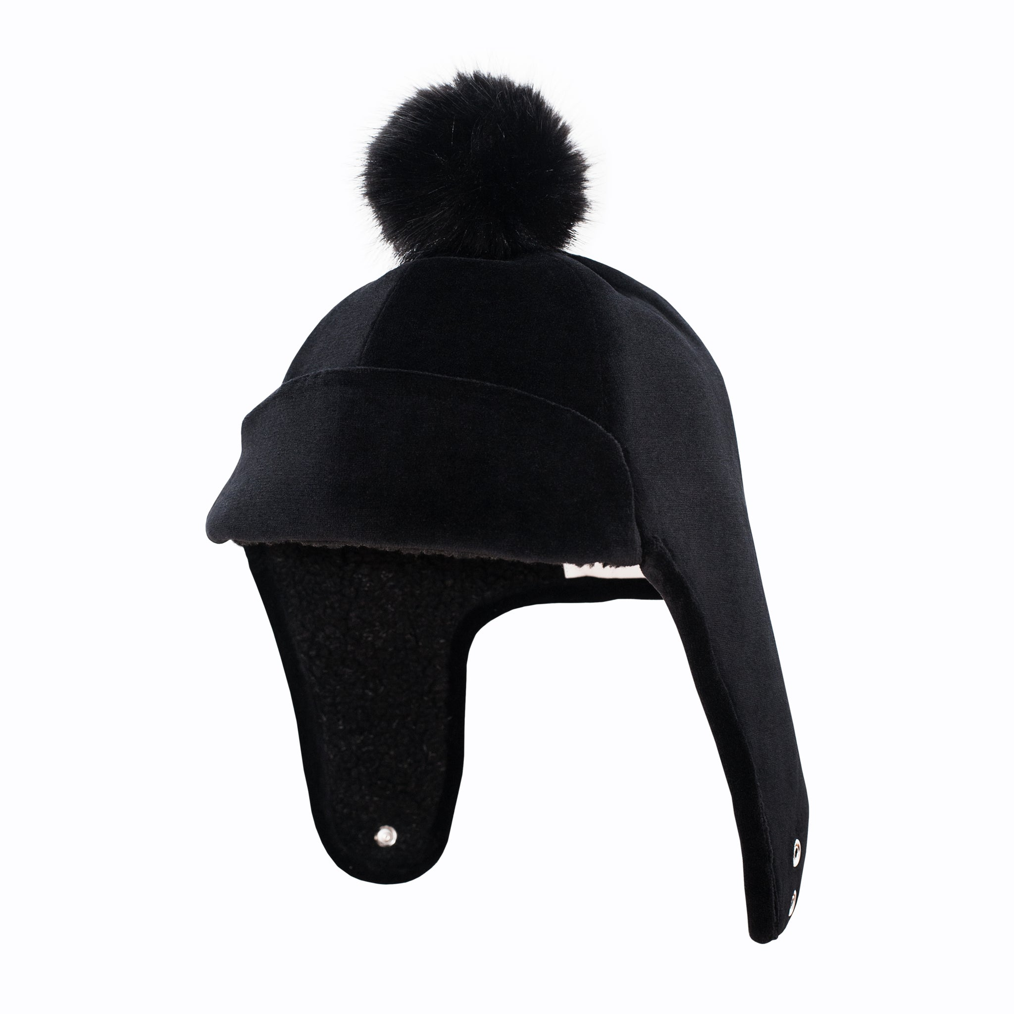 CELINE Velour Hat