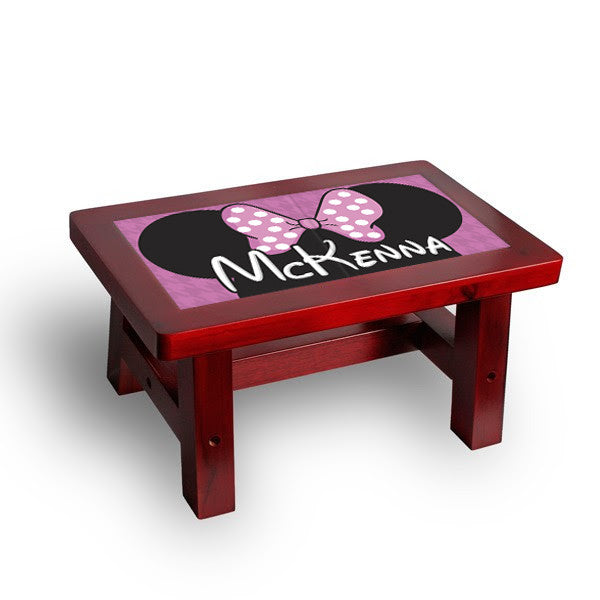 Toddler Step Stools Custom Personalized  sc 1 st  Bella Casa : step stool for toddler - islam-shia.org