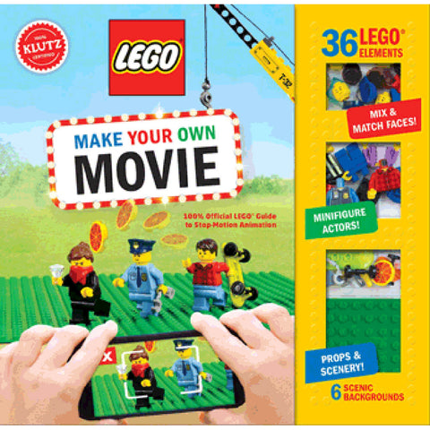 Butterfly 7: Klutz Lego Make Your Own Movie