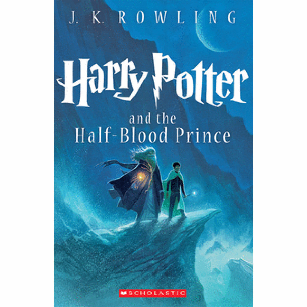 Butterfly 7: Harry Potter and the Half-Blood Prince (Book 6)