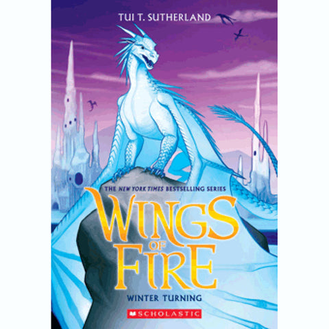Butterfly 7: Wings of Fire #7: Winter Turning (Paperback)