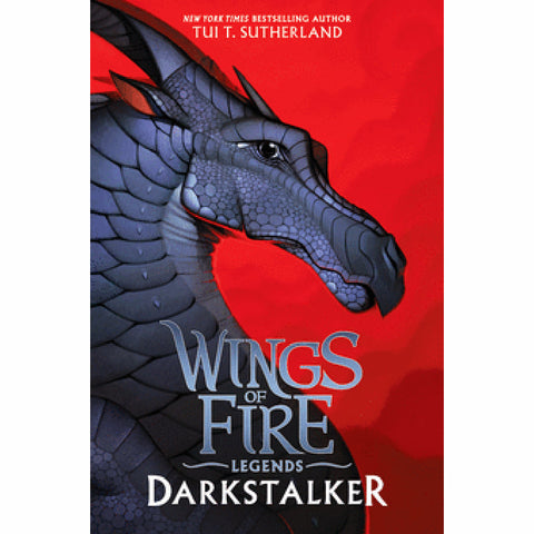 Wings of Fire Legends: Darkstalker (Hardcover)