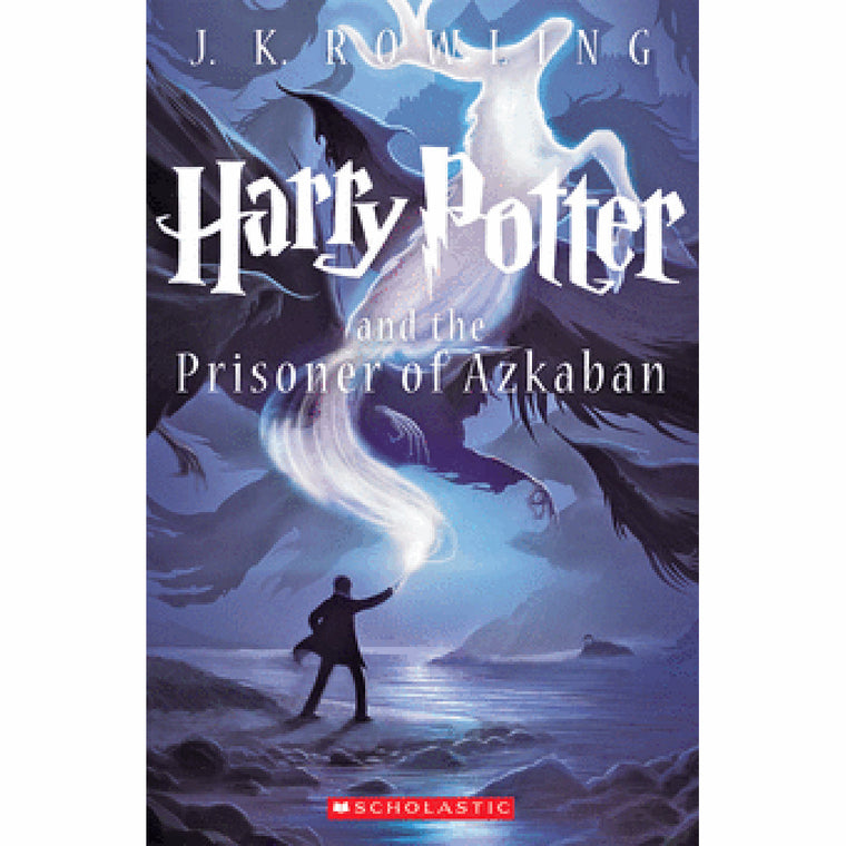 Harry Potter #3: Harry Potter and the Prisoner of Azkaban