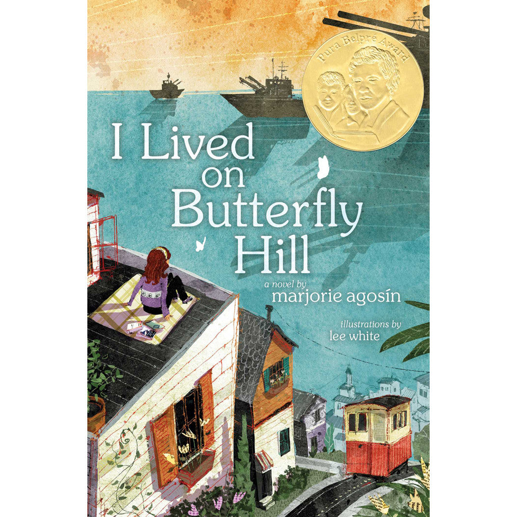 Butterfly 7: I lived on Butterfly Hill