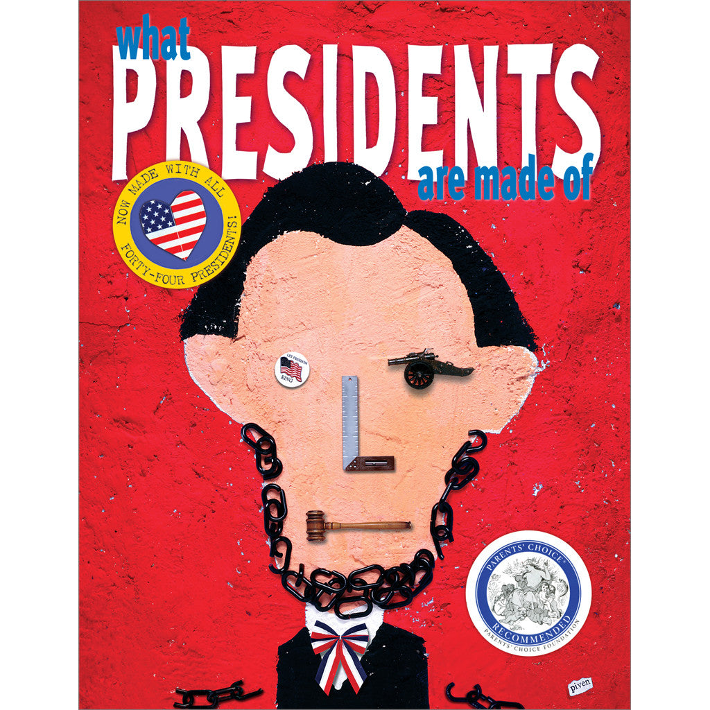 What Are Presidents Made Of (Hardcover)