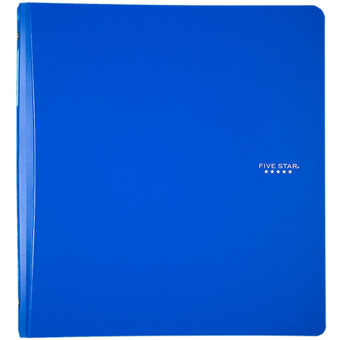 "Mead Five Star 1 1/2"" Plastic Binders (29184)"
