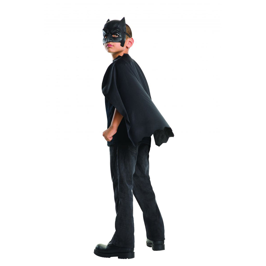 Kids Role Play  Costume-Batman Cape and Mask