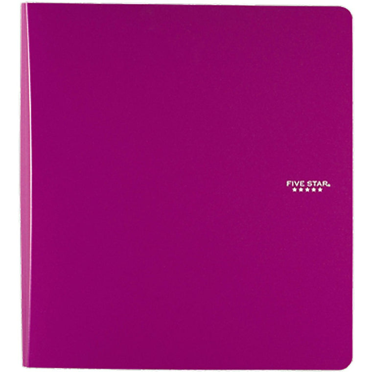 "Mead Five Star 1"" Plastic Binders (#29182)"
