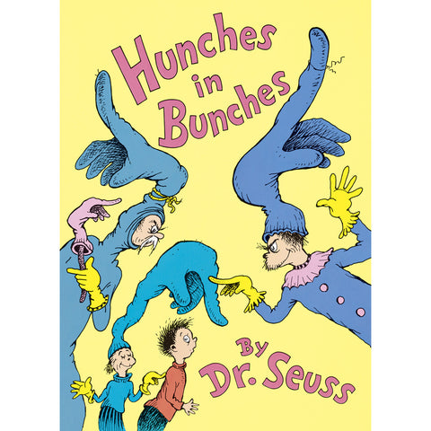Butterfly 7: Dr. Seuss: Hunches in Bunches (Hardcover)