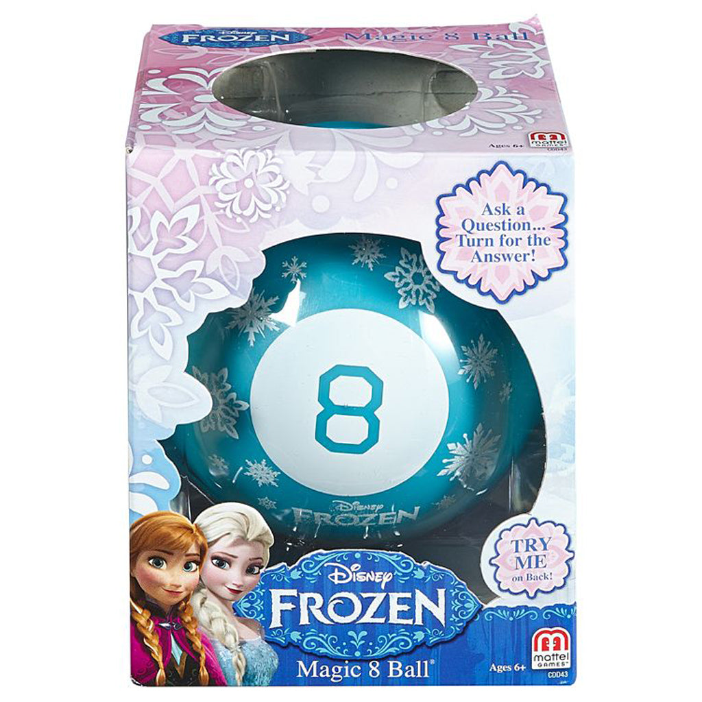 Magic 8 Ball-Frozen (CDD43)