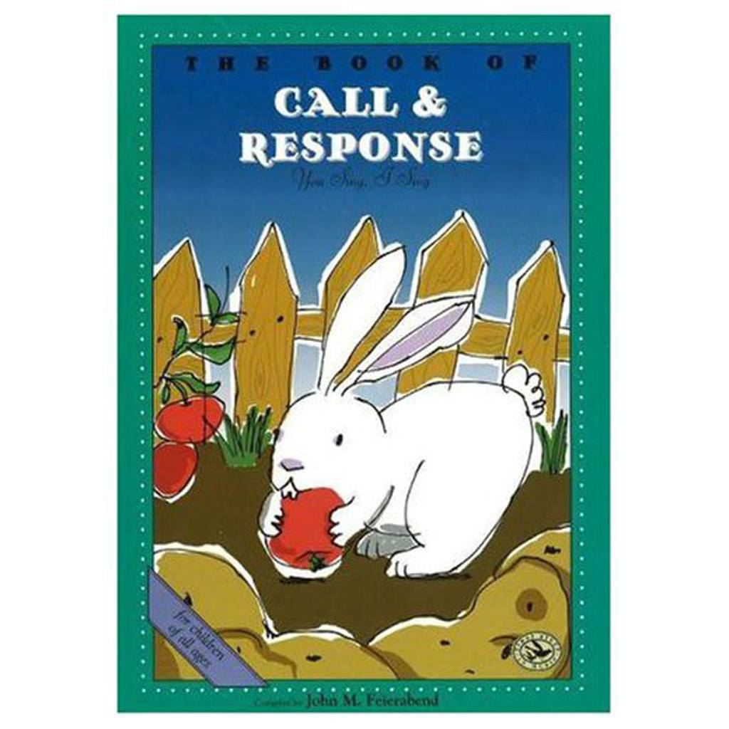 The Book Call & Response You Sing, I Sing (Paperback)