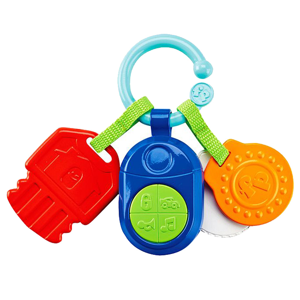 Fisher Price Infant Toy Teether Musical Keys Dfp52 Butterfly 7
