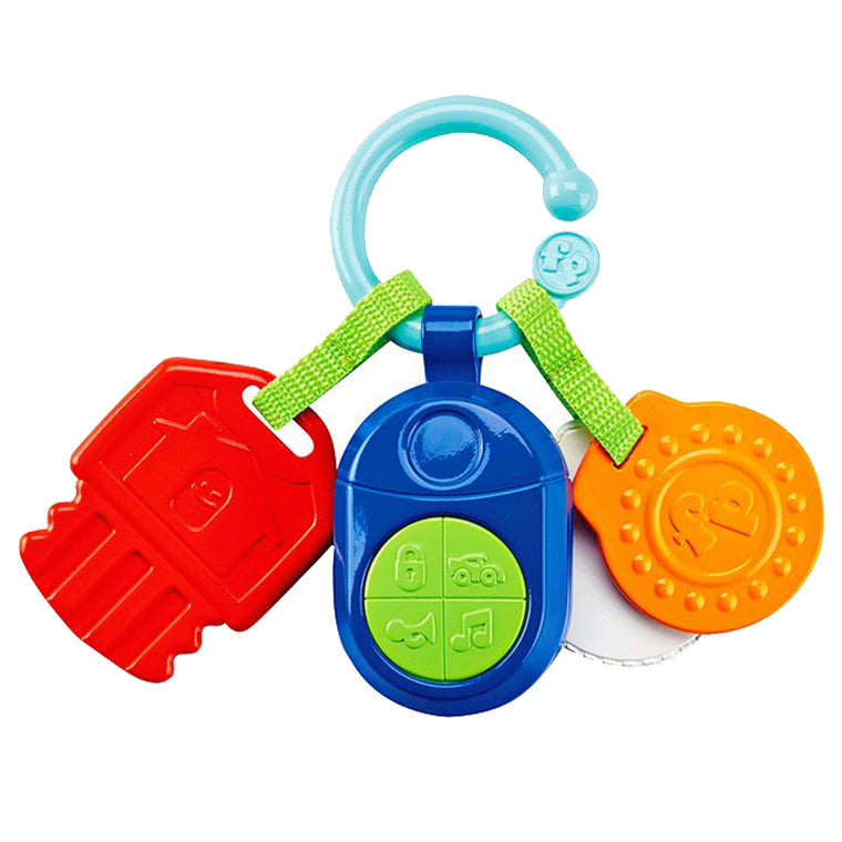 Butterfly 7: Fisher-Price Infant Toy Musical Keys (DFP52)