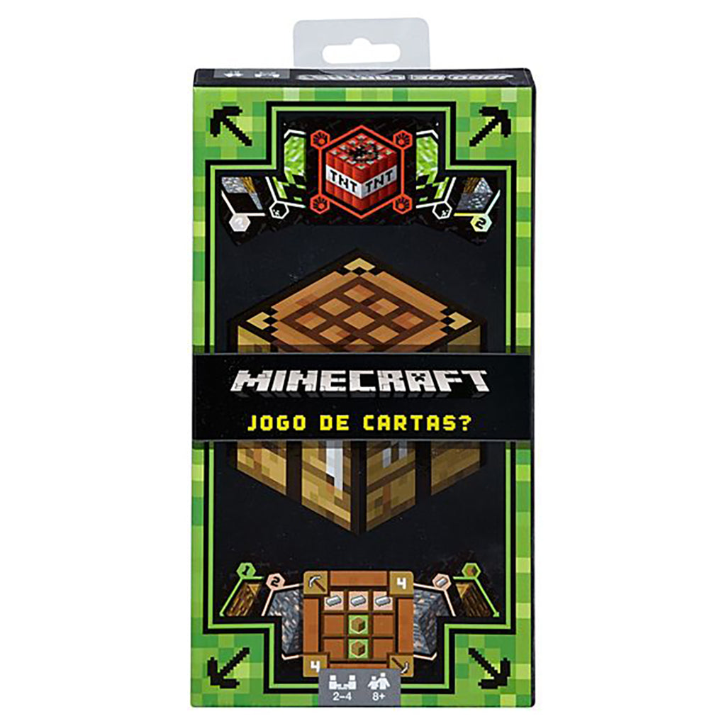 Minecraft Card Game (DJY41) butterfly 7