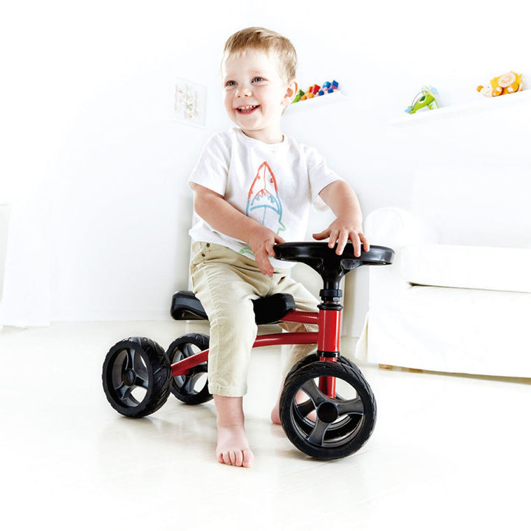 Toddler Ride-On Toy: Hape Driver (T60213)