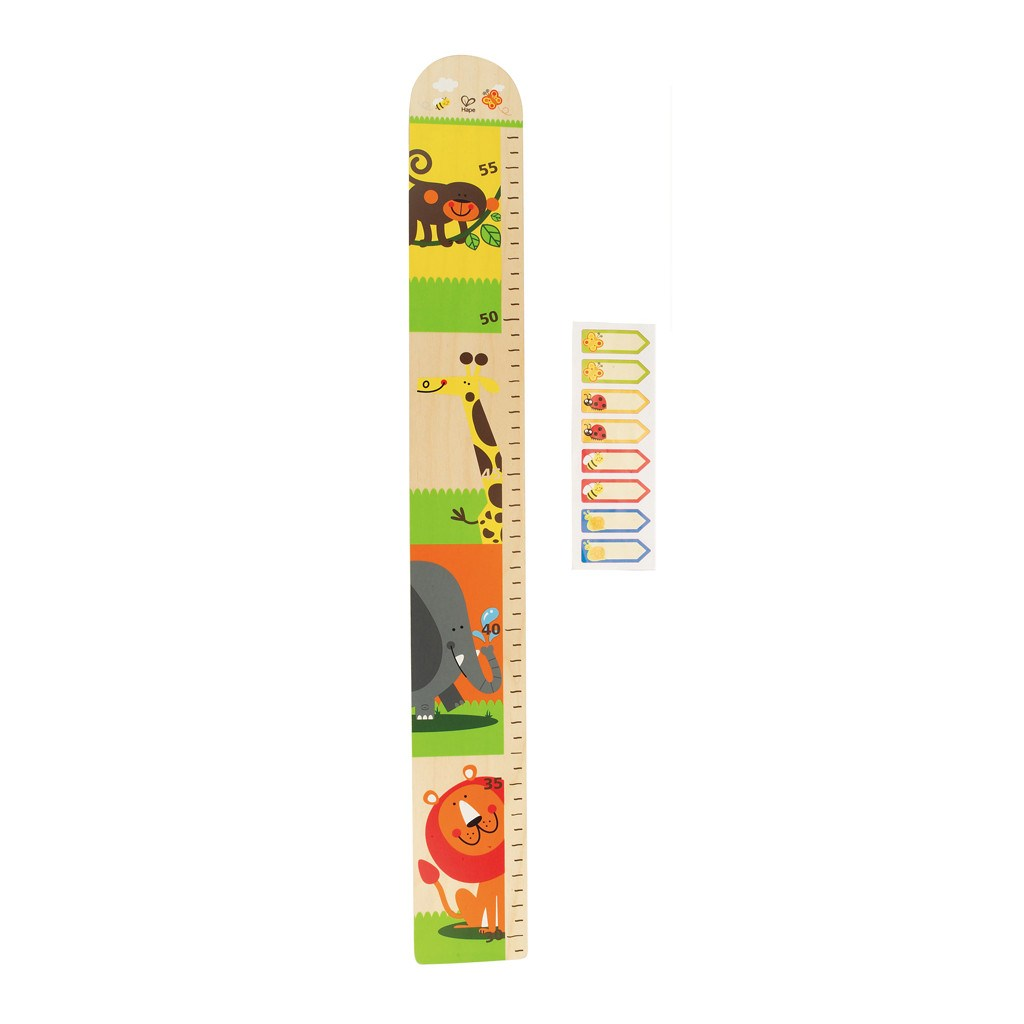 Butterfly 7: Hape Watch Me Grow Chart