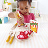 Butterfly 7: Hape Play Pancakes Set (#E3113)