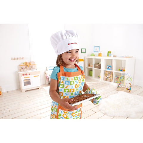Butterfly 7: Hape Chef's Apron Set