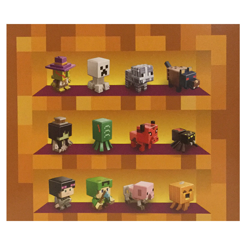 Butterfly 7: MINECRAFT Collectible Mini Figures