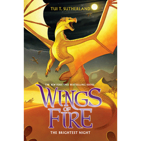 Butterfly 7: Wings of Fire: The Brightest Night (Book 5)
