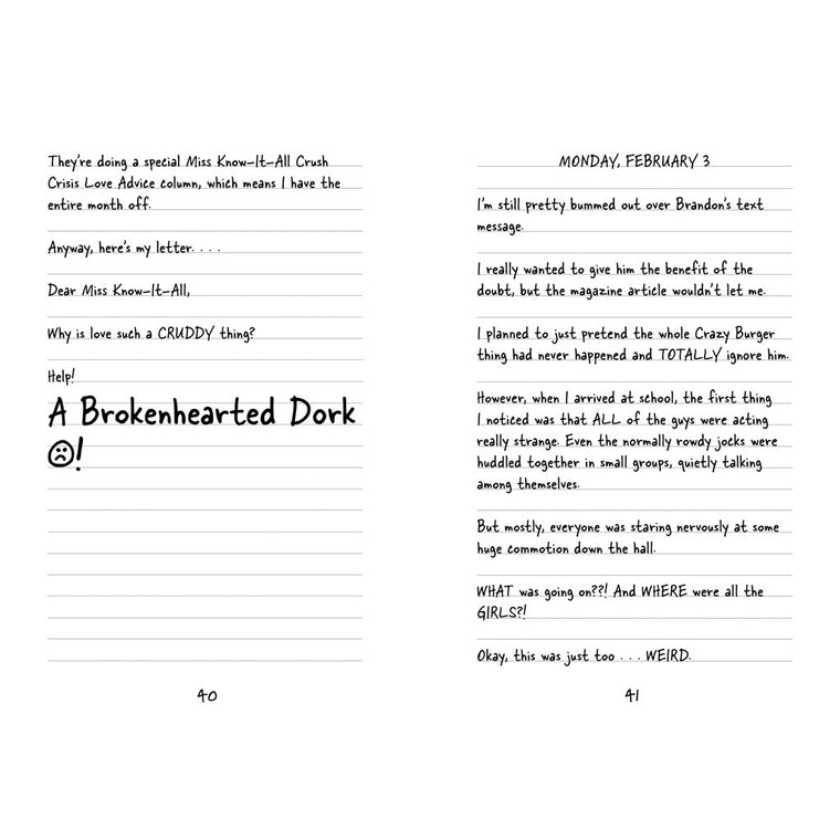 Butterfly 7: Dork Diaries (Book 6): Tales from a NOT-SO-Happy Heartbreaker 1