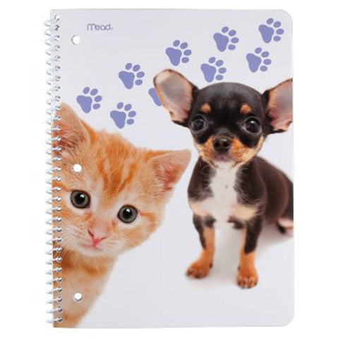 Mead Purrs & Grrs Notebook (#7036)