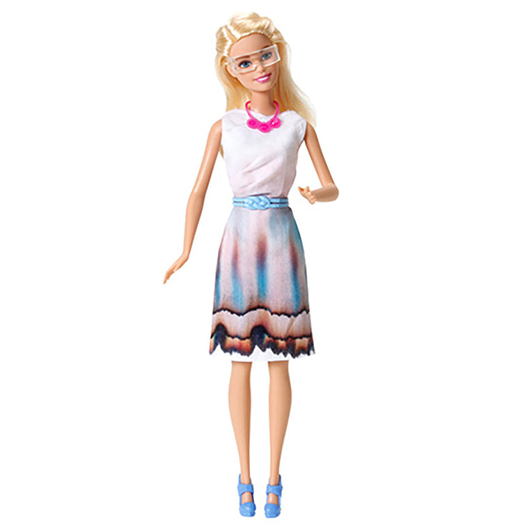 butterfly7.com  Barbie S.T.E.M. Kit with Scientist Barbie (549003)