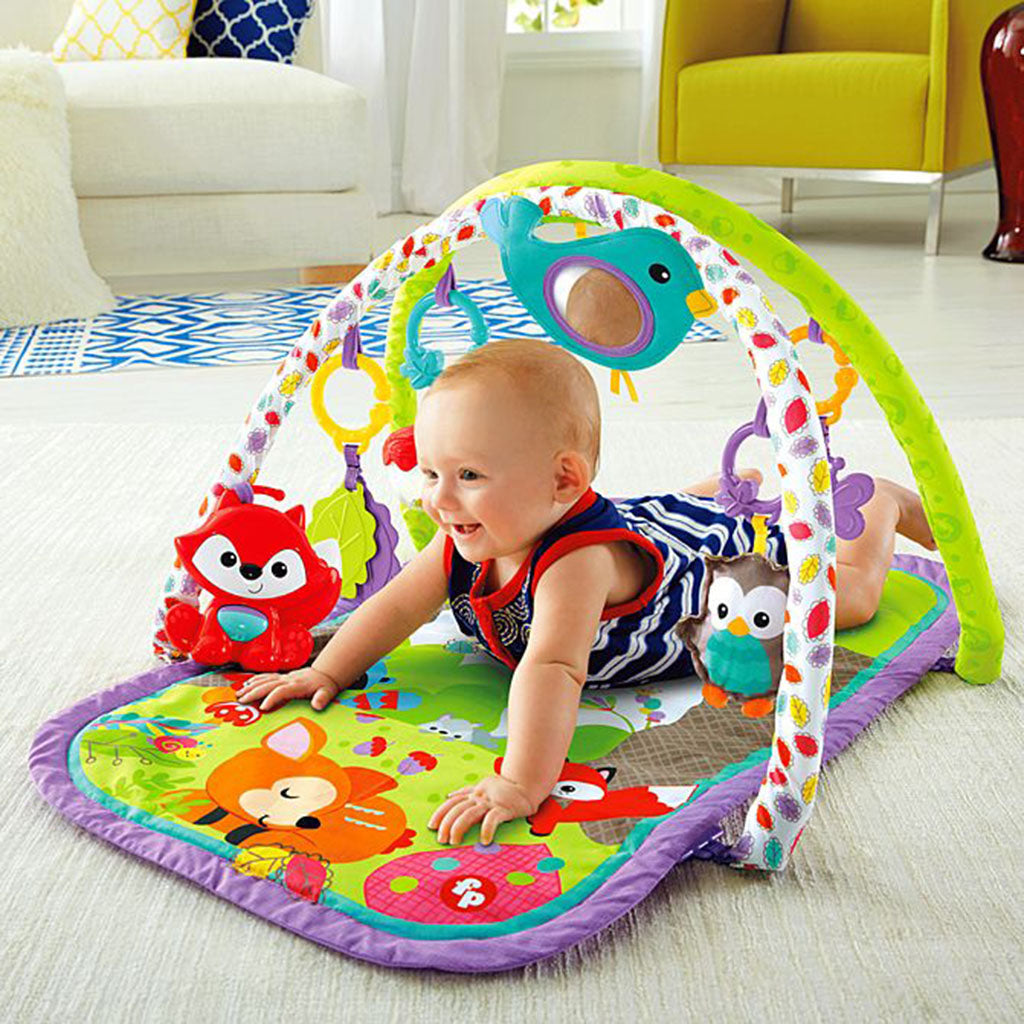 butterfly7.com Fisher Price 3-in-1 Muscial Activity Gym (CDN47)