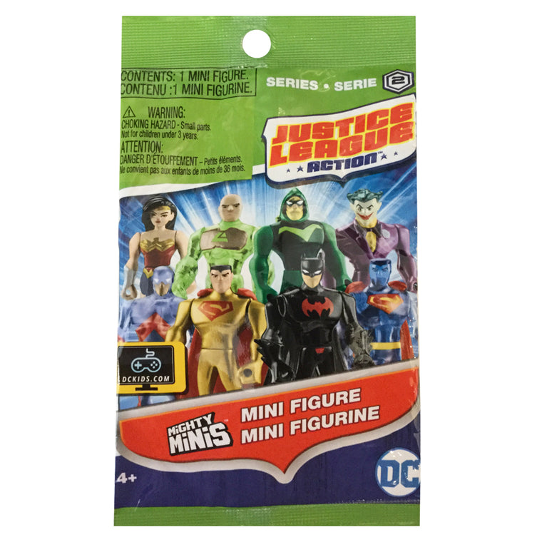 Butterfly 7: DC Comics Justice League Mighty Minis