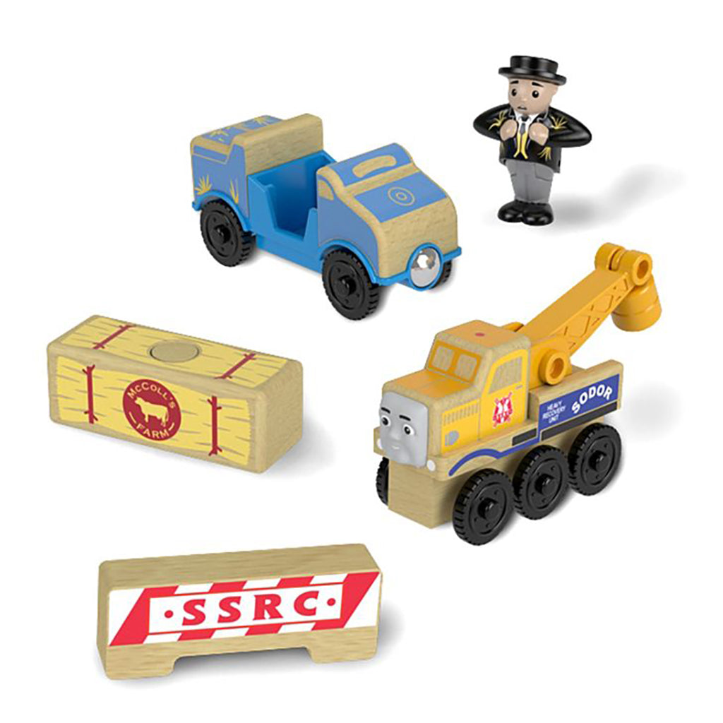 butterfly7.com Thomas & Friends Wood Butch's Road Rescue (FHM68)