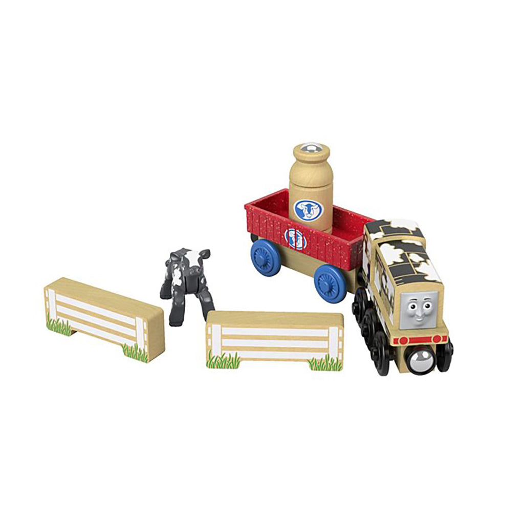 butterfly7.com Thomas & Friends Diesel Dairy Drop-Off (FHM69)