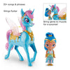butterfly7.com Shimmer & Shine Shine & Magical Flying Zahracorn (FVF91) 8