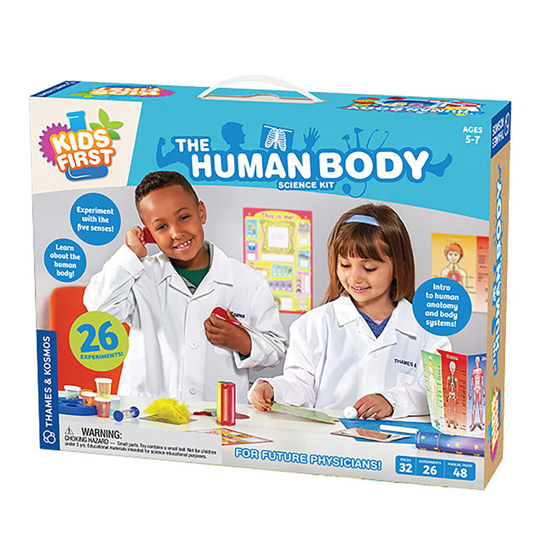 butterfly7.com Thames & Kosmos The Human Body Kit (1617386)
