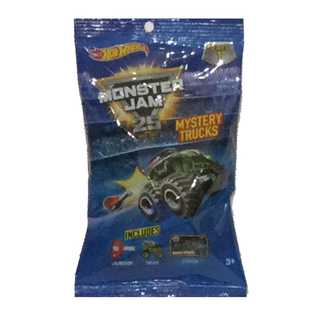 Hot Wheels Monster Jam-Mystery Trucks (FLK-27)