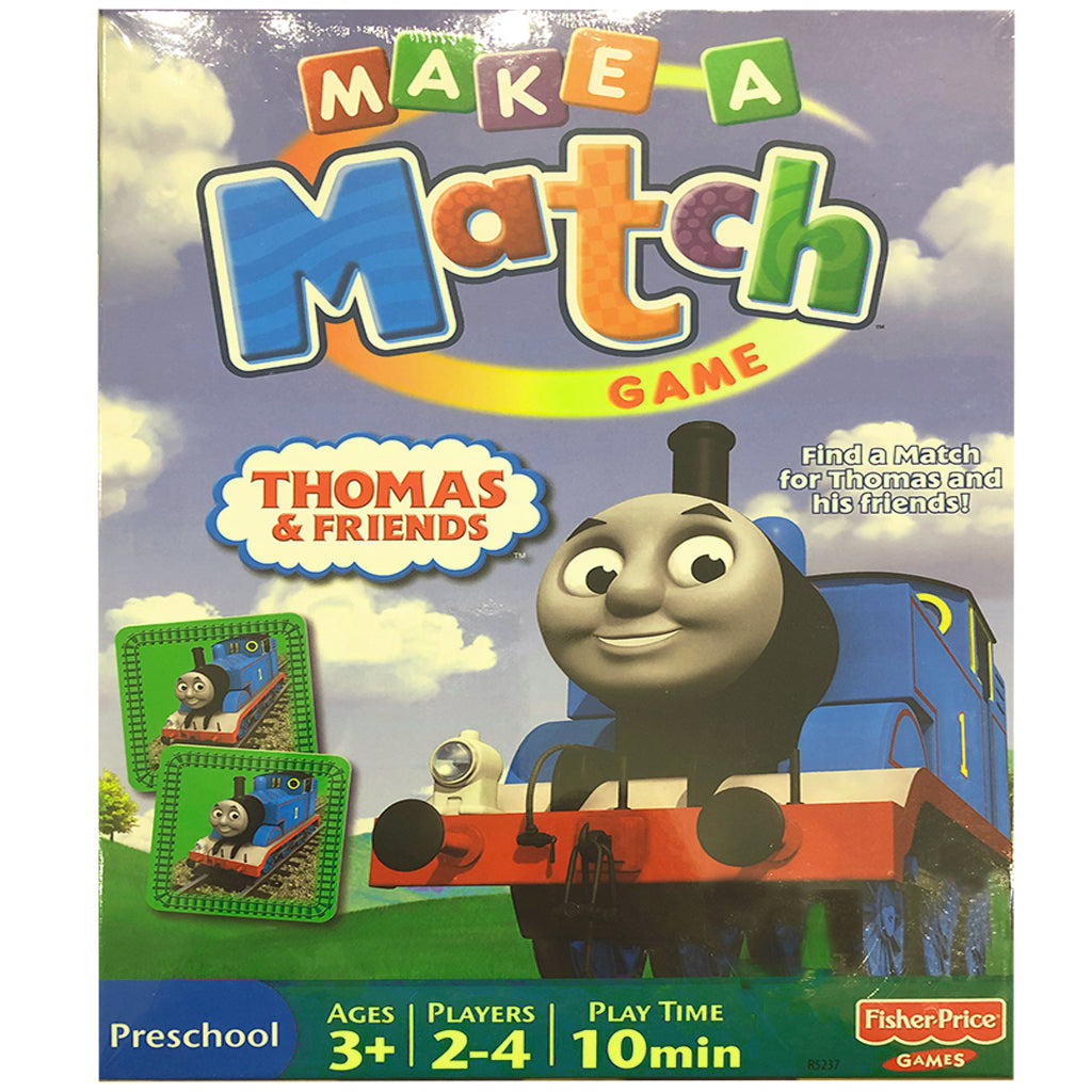 Thomas & Friends Make A Match Game (R5237)