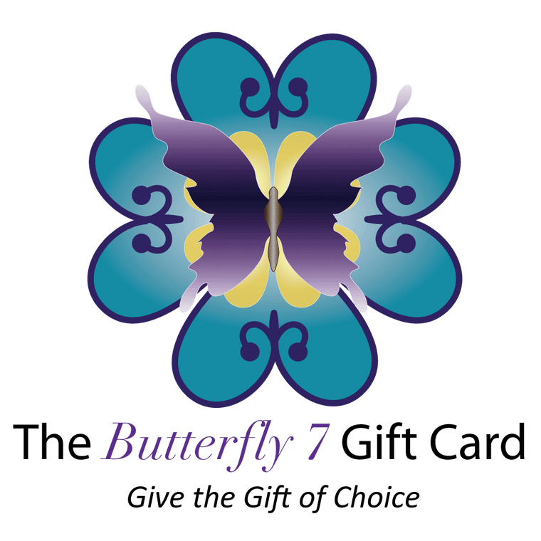 Butterfly 7 Gift Card