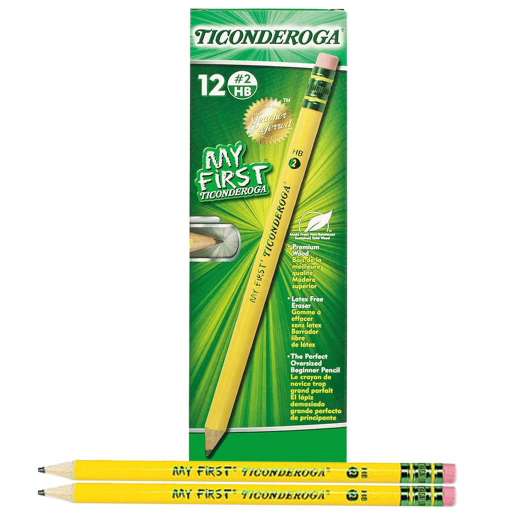 Butterfly 7: fMy First Ticonderoga 12 Ct.