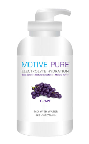 32 oz. Pump · Grape