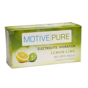 Mini Bottle - 3-Pack - Lemon-Lime