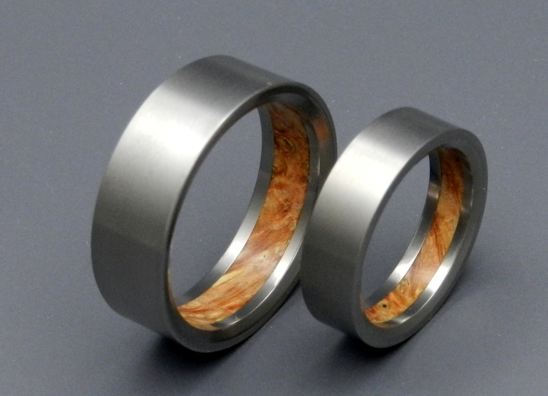 Awesome Wooden Wedding Rings Melbourne