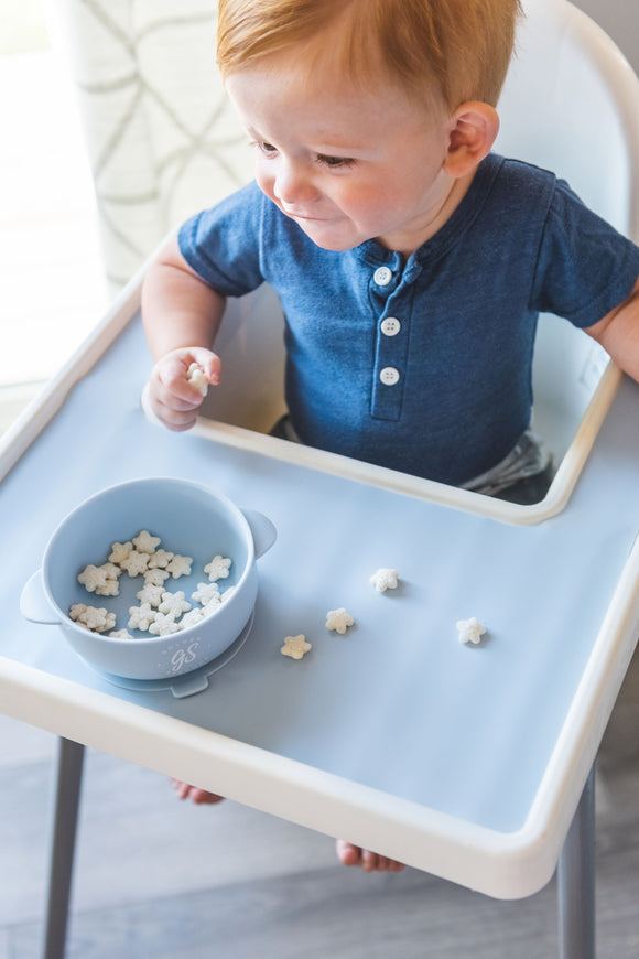 High Chair Silicone Mat