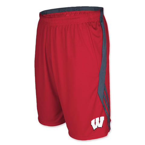 Wisconsin Badgers Training Gym Shorts