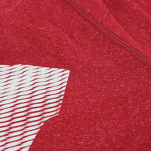 Univeristy of Wisconsin Badgers Adidas Performance Top